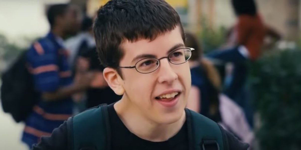 McLovin in Superbad (2007) was the best part of the film.