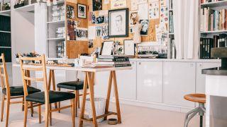 Office organisation ideas: an organised workspace