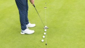 Strong And Slight Arc Putting Tips