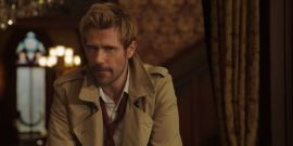 Legends Of Tomorrow Is Losing Matt Ryan's Constantine Before Season 7, But There's Good News