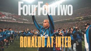 Ronaldo Inter Milan
