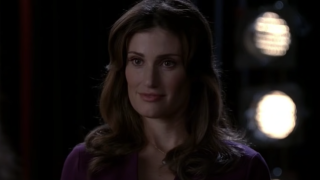 idina menzel as shelby corcoran on glee