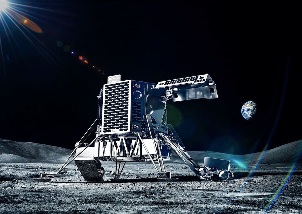 Japanese Company ispace Now Targeting 2021 Moon Landing for 1st Mission