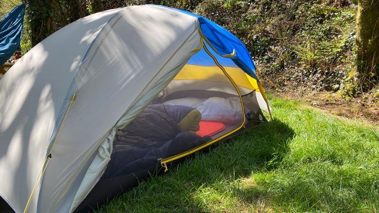 Sierra Designs Meteor Lite 2 tent review