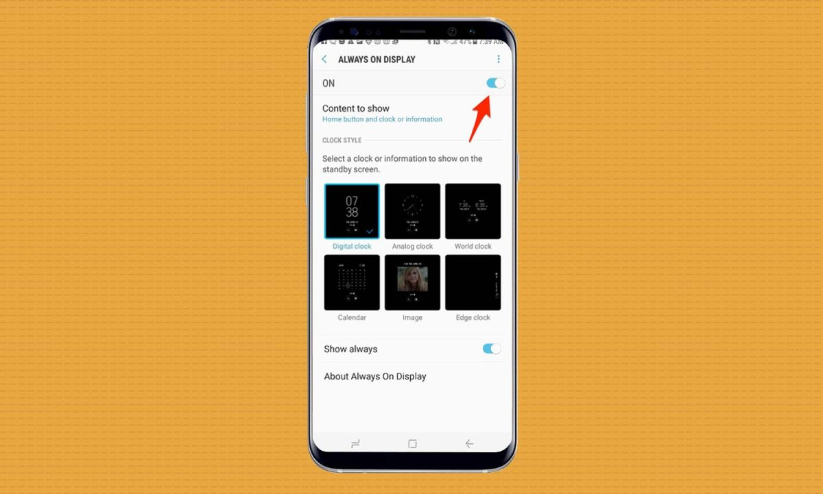 How to Get the Most Out of the Galaxy S8's Display - Samsung