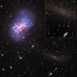 Dwarf Galaxy NGC 4449