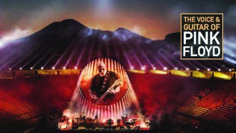 David Gilmour: Live At Pompeii - DVD artwork