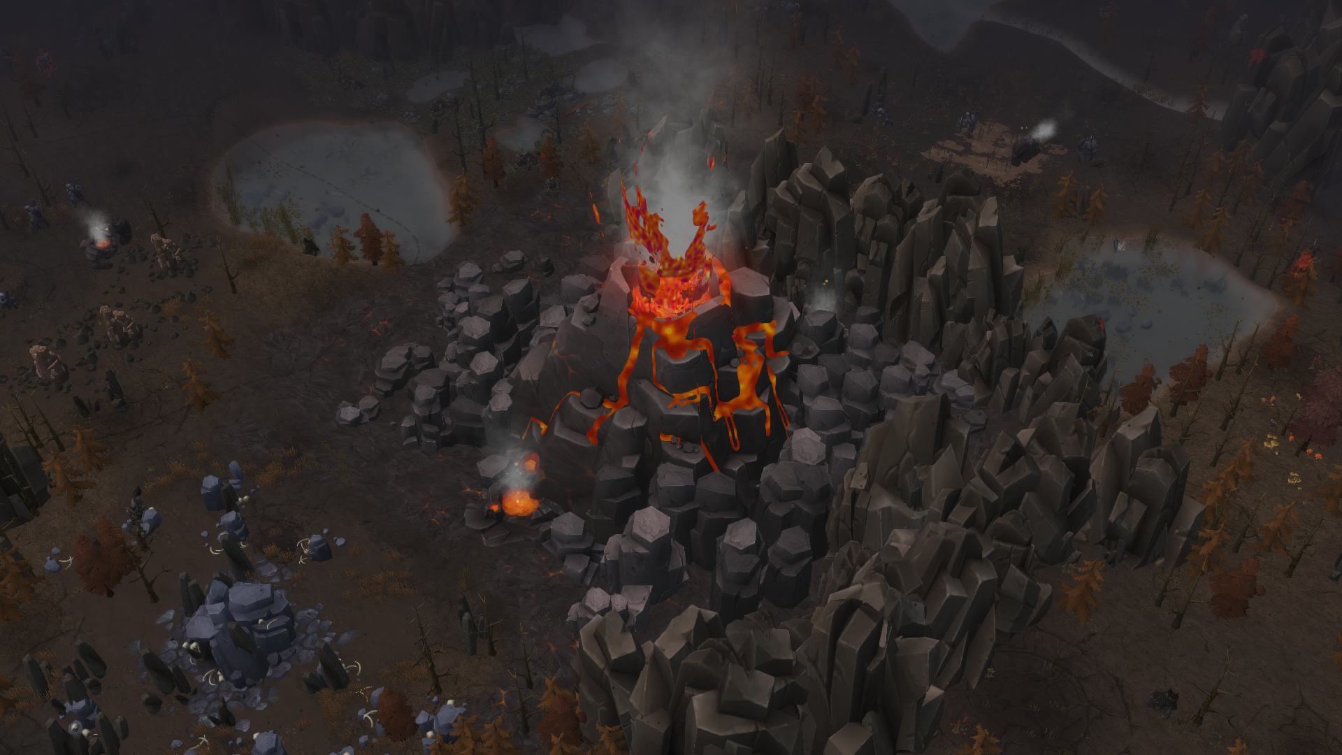 Northgard's apocalyptic expansion Ragnarok is free to