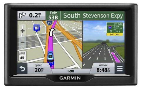 Garmin nuvi 57 Review - Pros, Cons and Verdict | Top Ten Reviews