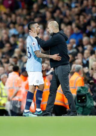 Manchester City v Brighton & Hove Albion – Premier League – Etihad Stadium