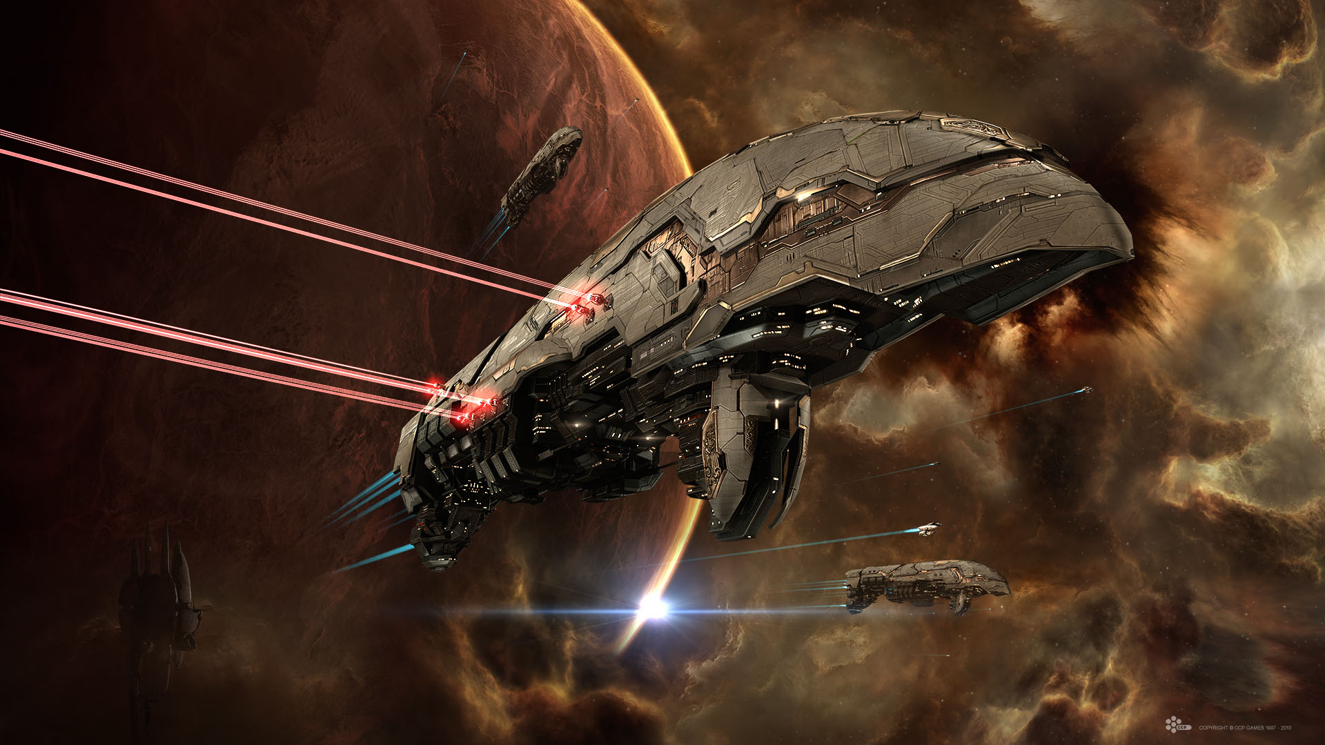 EVE beginner's guide: How to get into EVE Online, gaming's most