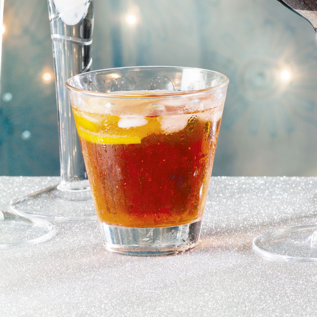 Imagine yourself in Italy with this summery zesty aperol spritz recipe