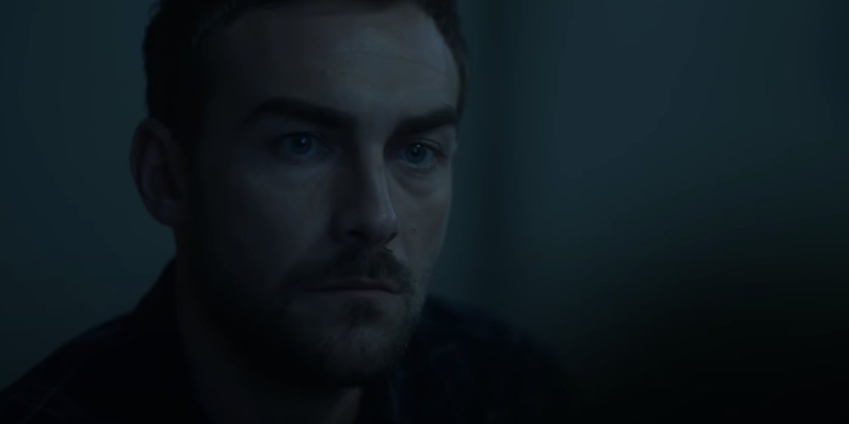 Tom Austen as Daimon Helstrom on Helstrom