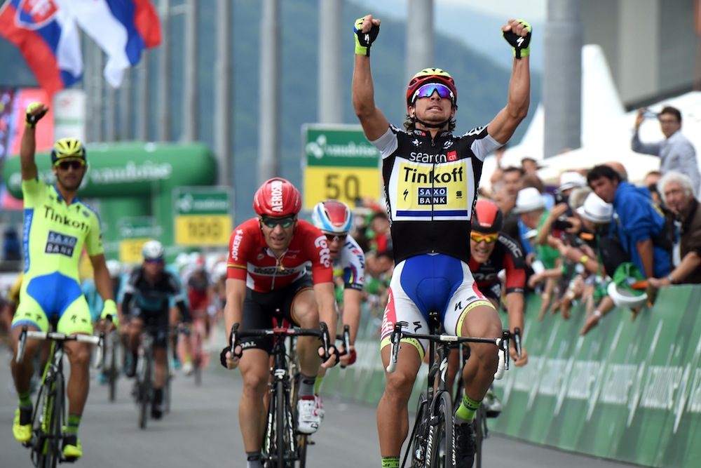Peter Sagan wins stage six of the 2015 Tour de Suisse (Watson)