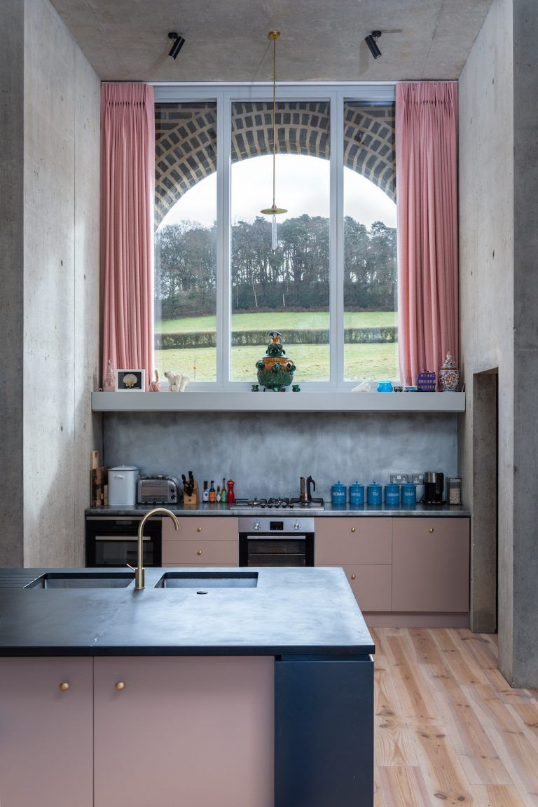 This is the on-trend kitchen colour trend we can't get enough of
