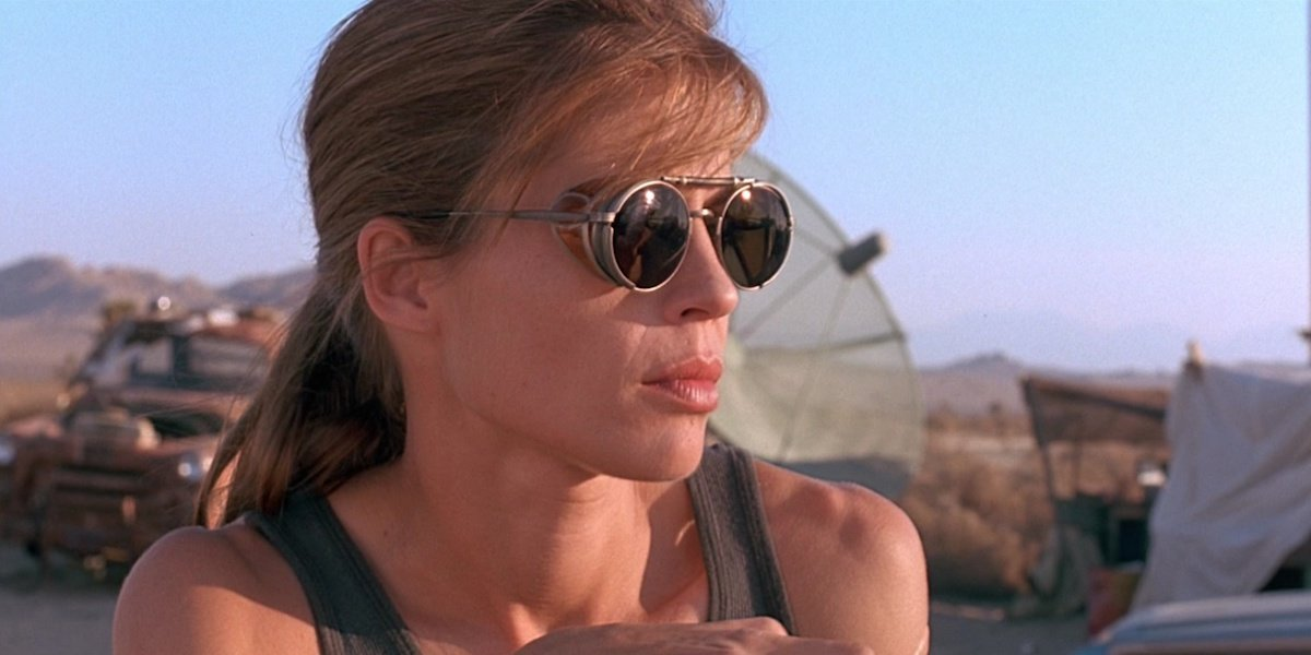 Sarah Connor Went Through An Insane Number Of Changes Over The Years