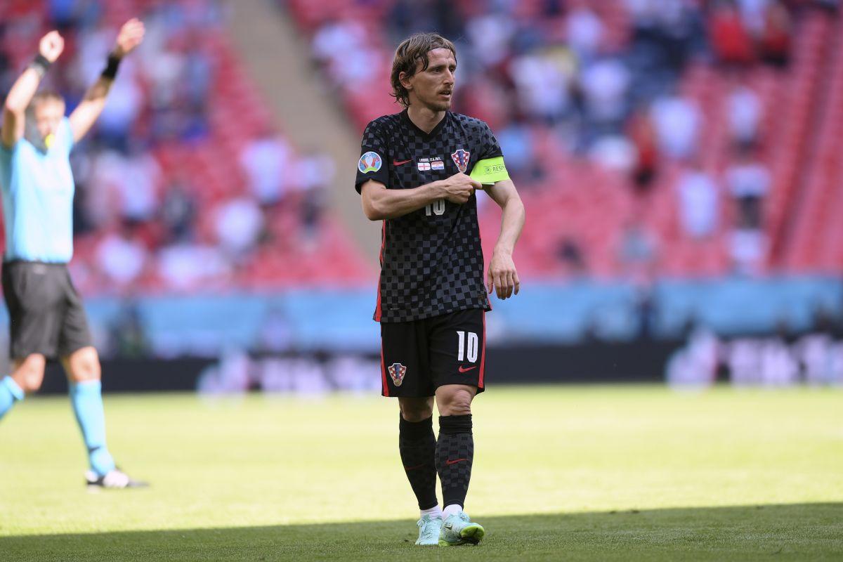 Czech Republic not focused only on Croatia's 'brain' Luka Modric