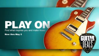 Save hundreds on a new Gibson Les Paul, Fender Stratocaster or Martin acoustic at Guitar Center right now