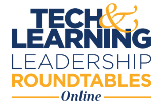 Tech & Learning Remote Learning Webinar Series