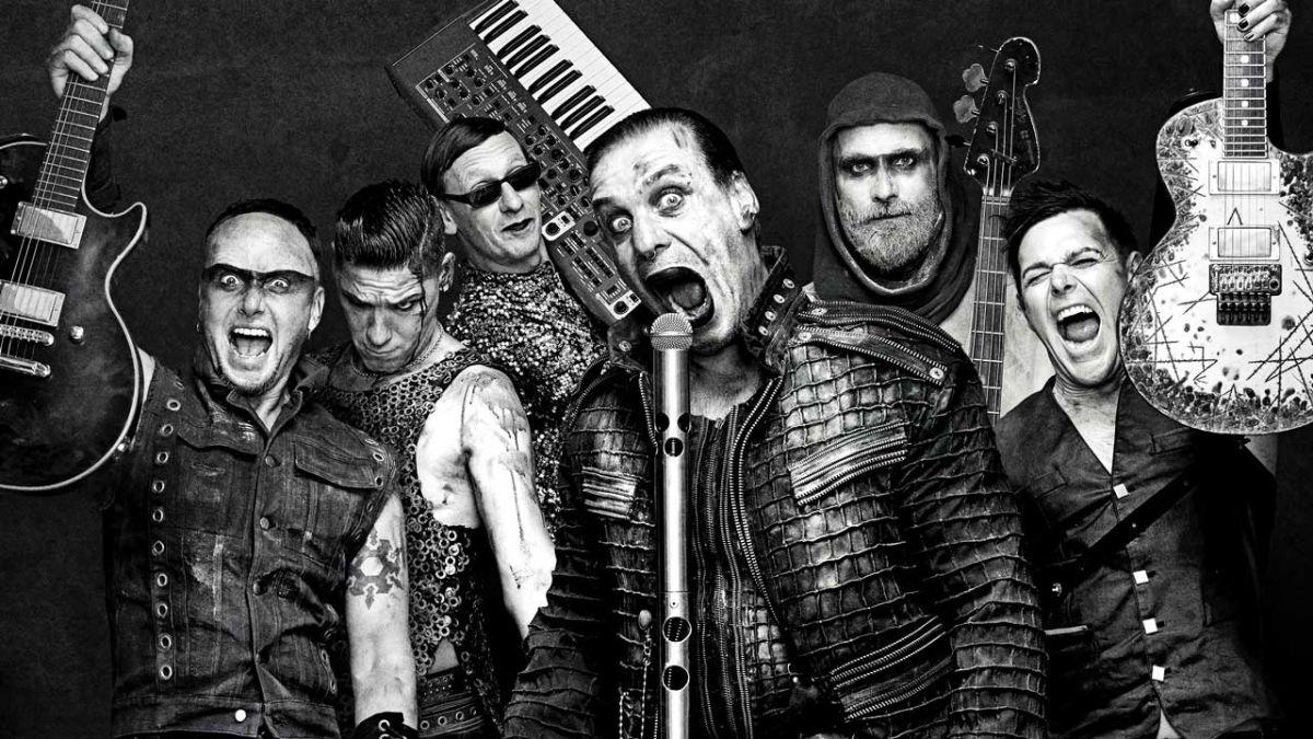 Rammstein Paris 2019
