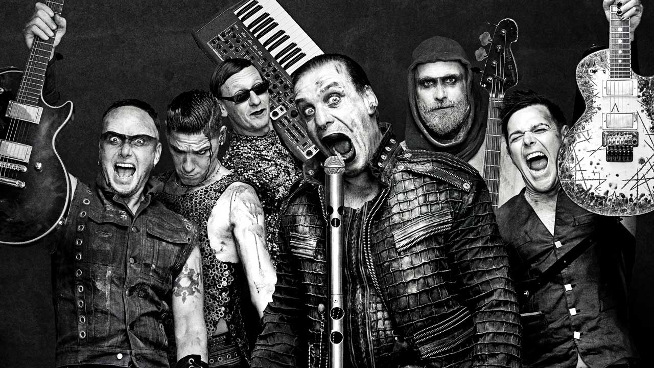Rammstein tease two new tracks: Radio and Zeig Dich