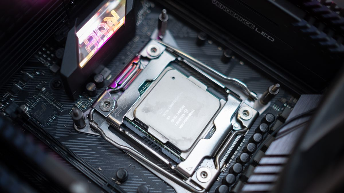 Intel Core I9 9980xe Review Techradar