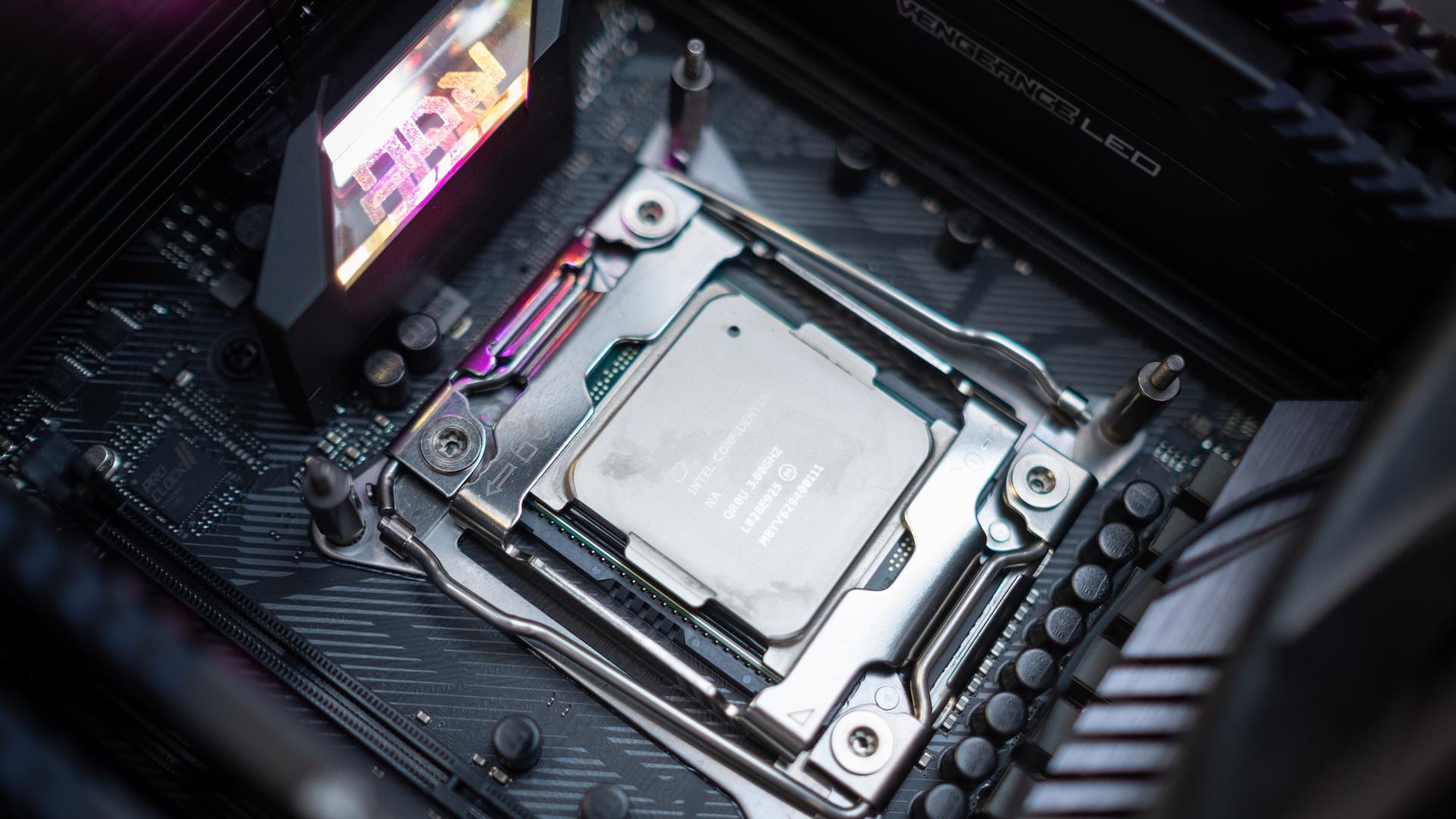 Intel Core i9-9980XE review | TechRadar
