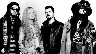 a press shot of White Zombie