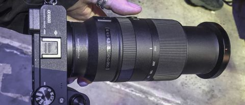Sony E 70-350mm f/4.5-6.3 G OSS review