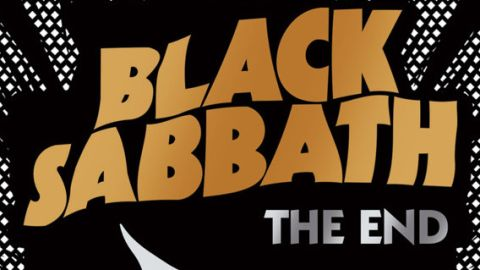 Cover art for Black Sabbath - The End Of The End
