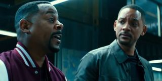 Marcus Burnett and Mike Lowrey in 'Bad Boys For Life'