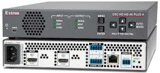 Extron Introduces New HDMI Scalers