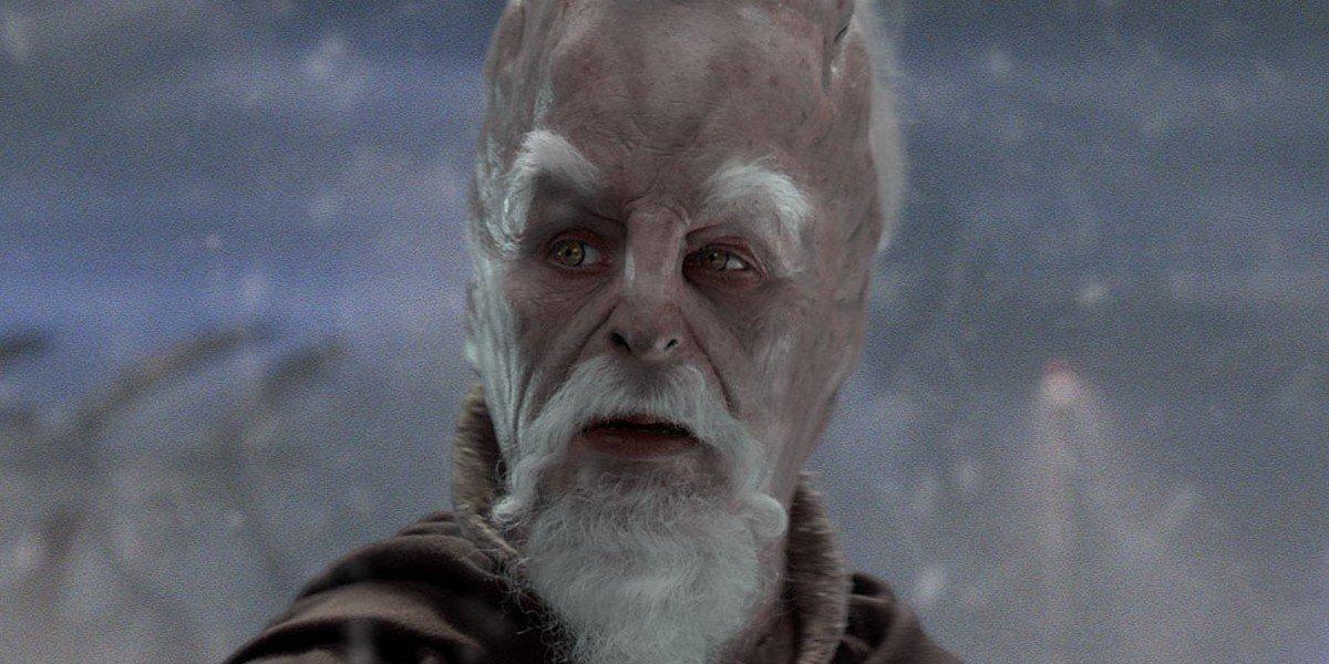 Silas Carson as Ki-Adi-Mundi in Star Wars: Episode III - Revenge of the Sith
