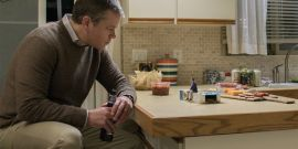 Downsizing Originally Had A Completely Different Opening
