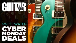 Sweetwater Cyber Monday deals 2020: Save up to 70% in their unmissable guitar sale