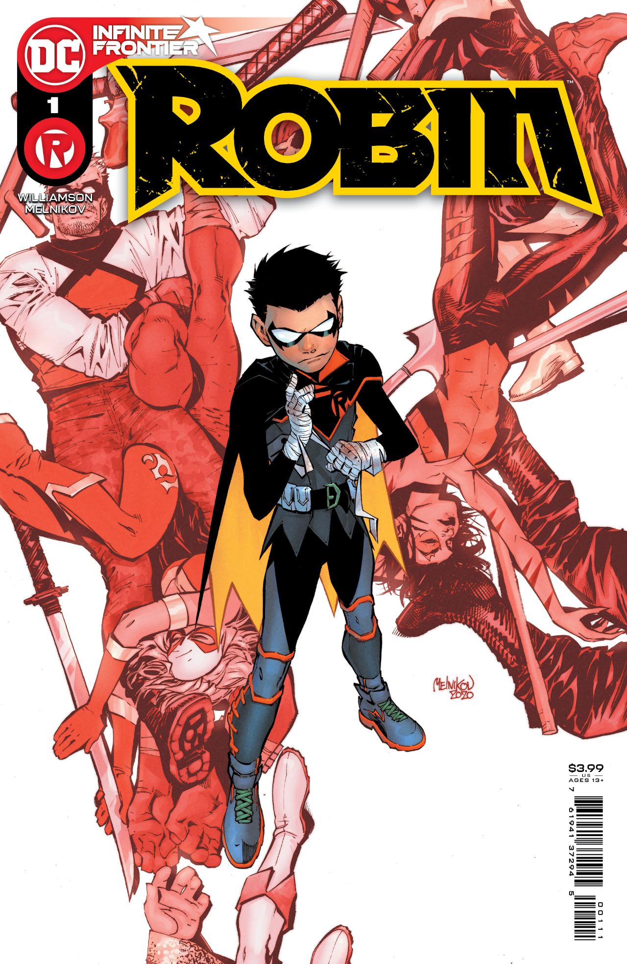 Robin # 1