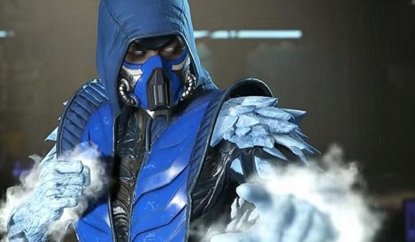 Sub-Zero is read to fight in Injustice 2