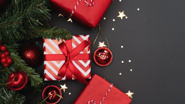 amazing tours and concerts: christmas presents on table