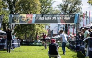 Peter Stetina wins 2021 Belgian Waffle Ride Cedar City