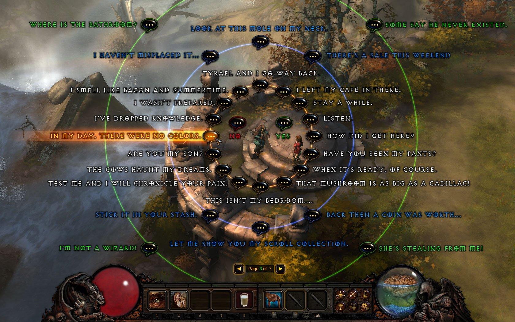 New Diablo III Class Revealed: The Archivist #6907