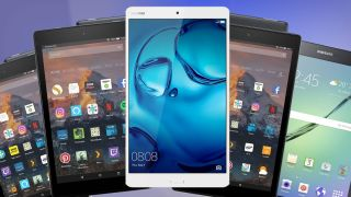 The best budget tablets under £250
