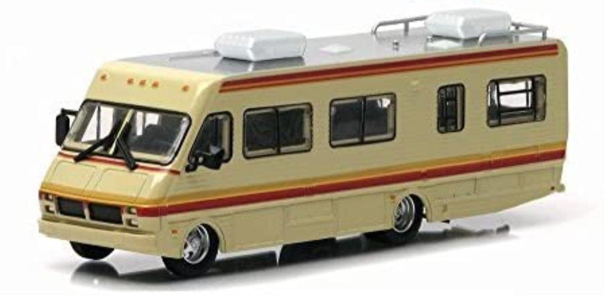 Breaking Bad Die Cast RV Model