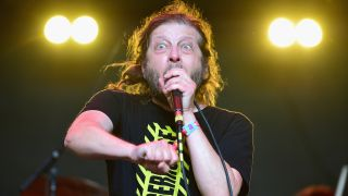 Keith Morris of FLAG