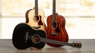 Taylor American Dream acoustic guitars