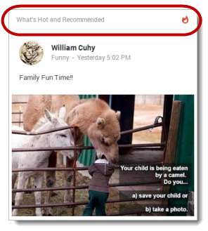 """Google+ 21 Day Challenge - Managing the """"What's Hot"""" posts"""