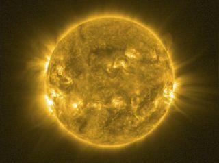 SWAP View of Sun 1024