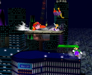 Jump back in time with this Super Smash Bros  Melee Nintendo