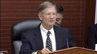 Rep. Lamar Smith House Science Committee chairman