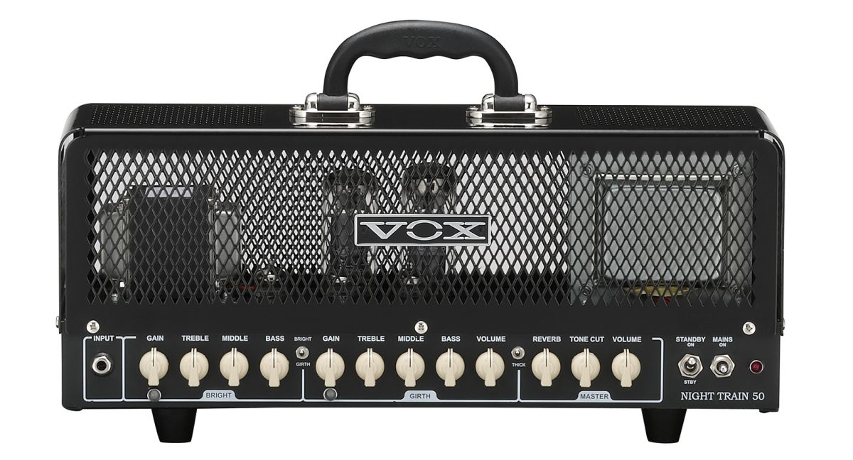 vox night train nt50h g2 head review guitarworld. Black Bedroom Furniture Sets. Home Design Ideas