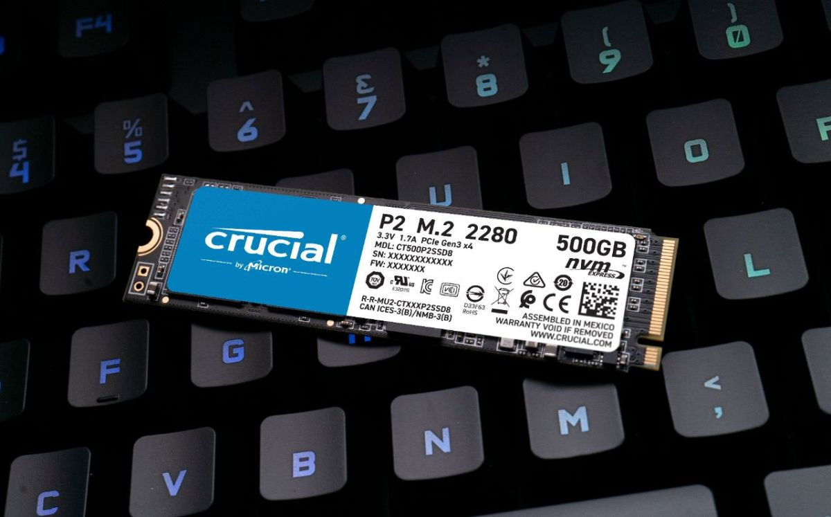 Crucial's latest SSD is such great value it even undercuts itself